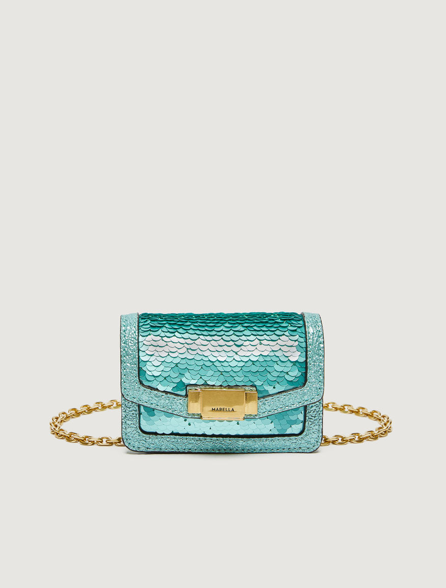 Borsa in paillettes MARELLA BAG Marella