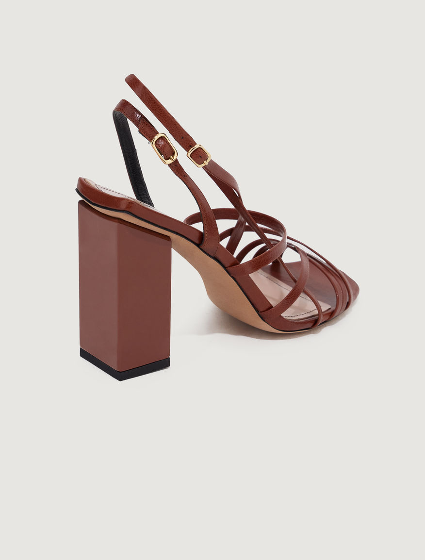 High-heel sandals Marella