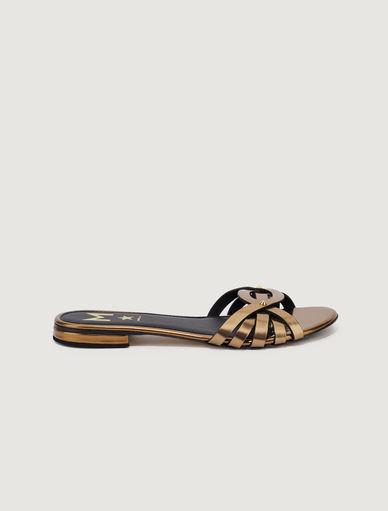Sandales plates Marella