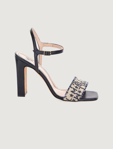 Sandales à talon Marella