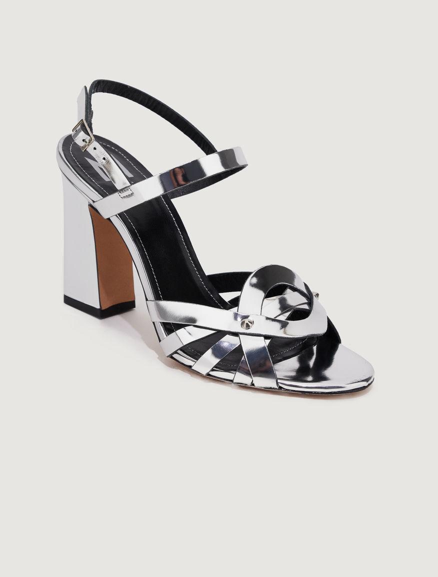 Heeled sandals Marella