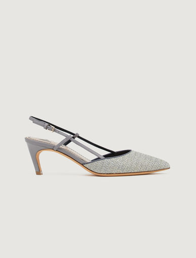 Heeled slingbacks Marella