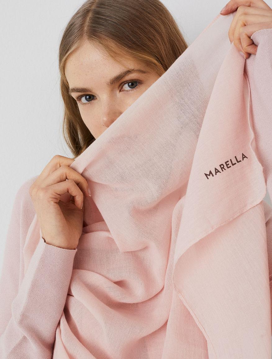 Cotton stole Marella
