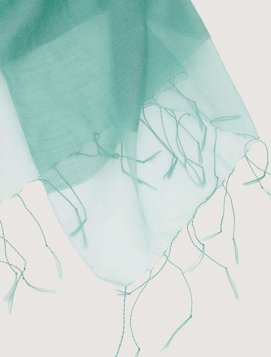 Silk-blend stole Marella