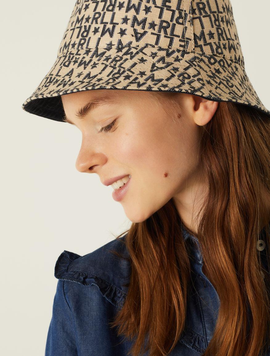Logoed hat Marella