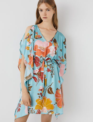 Patterned caftan Marella
