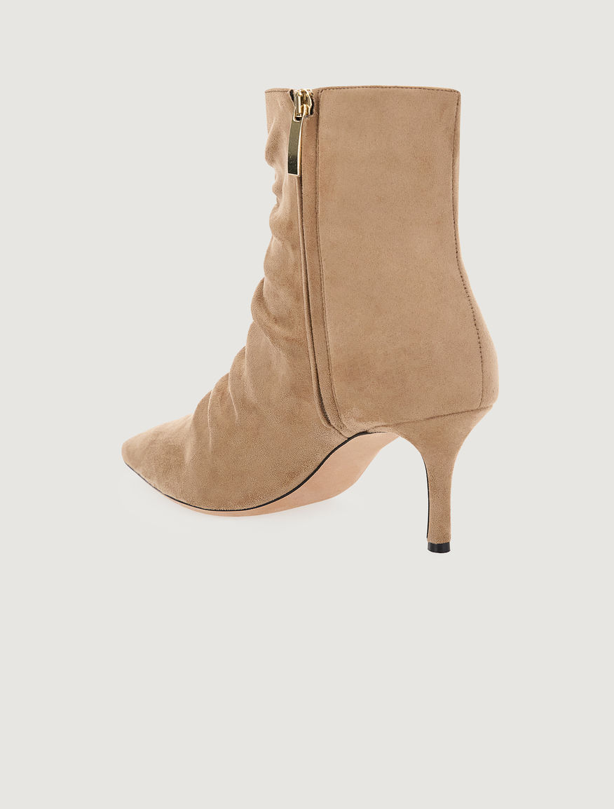 Heeled ankle boots Marella