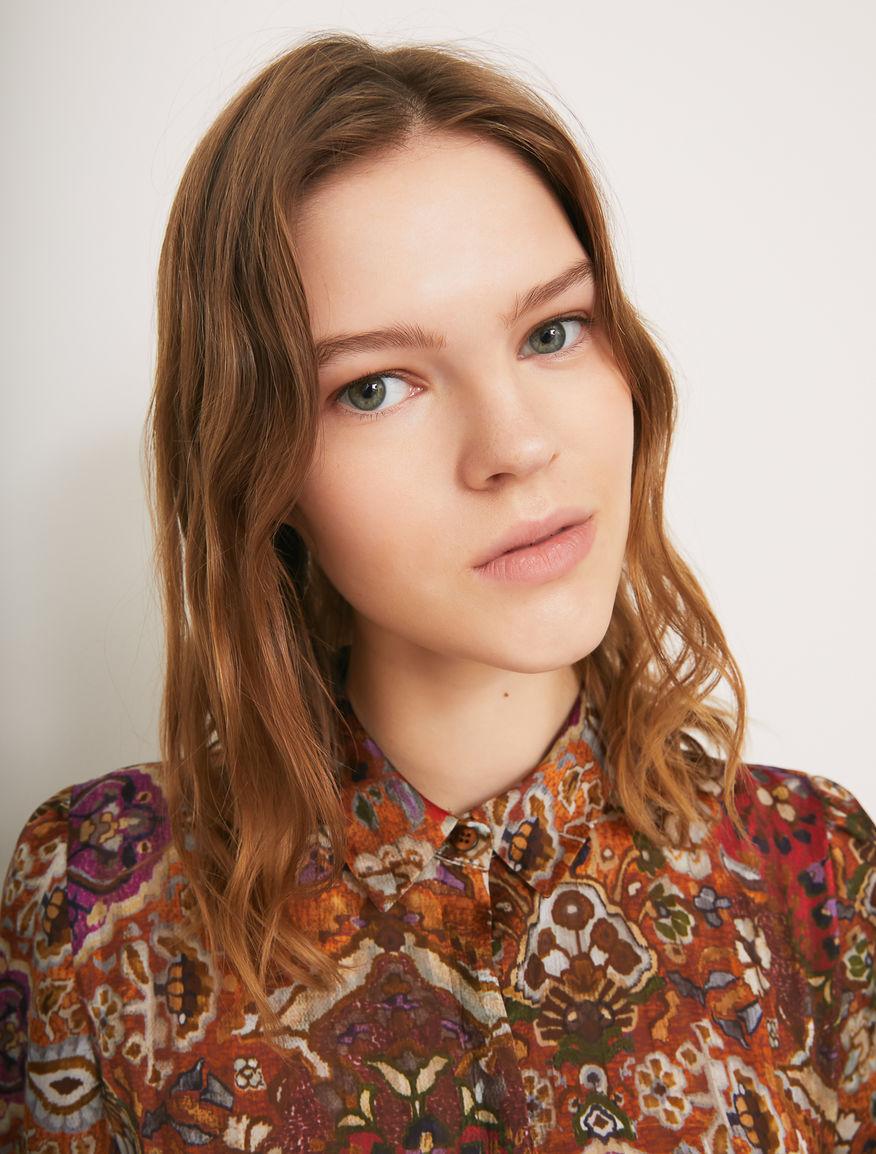 Patterned shirt Marella