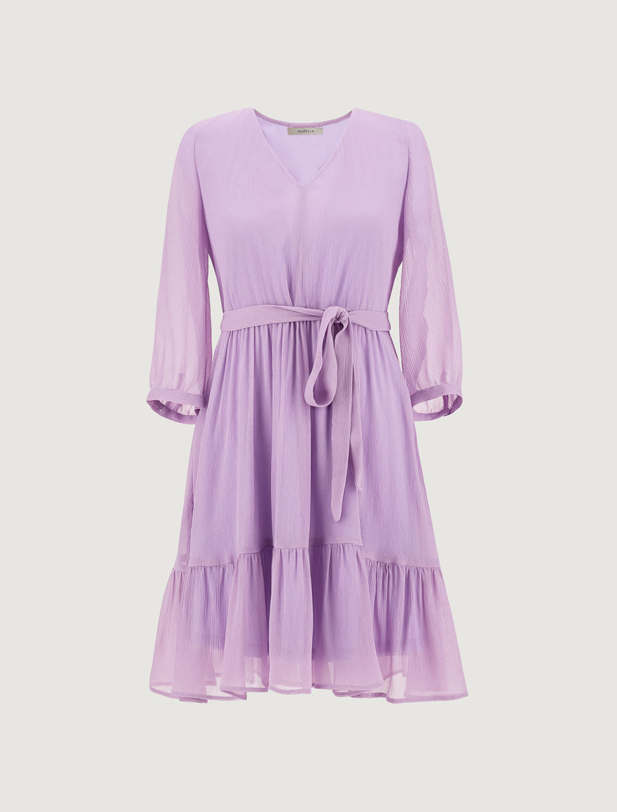 Ruffle dress Marella