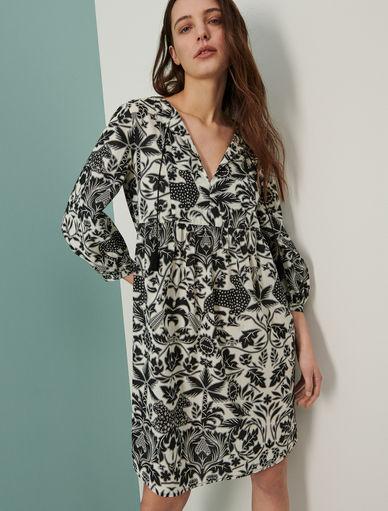 Patterned dress Marella