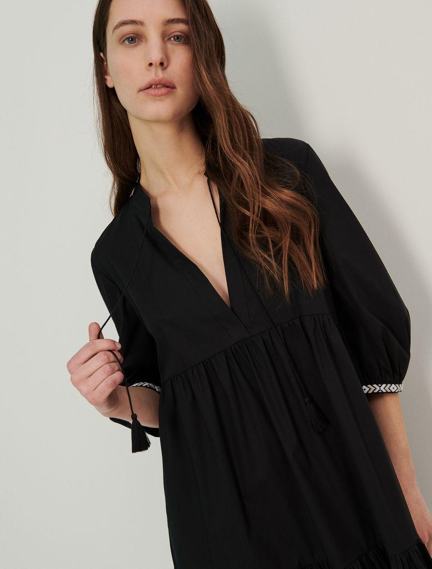 Flounced dress Marella