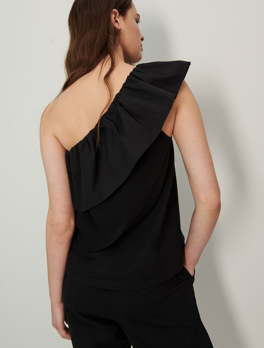 One shoulder top Marella