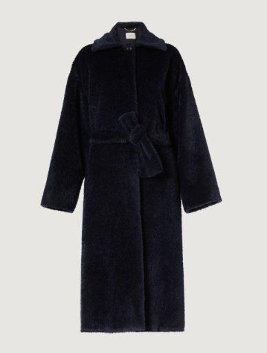 Wool and alpaca coat Marella