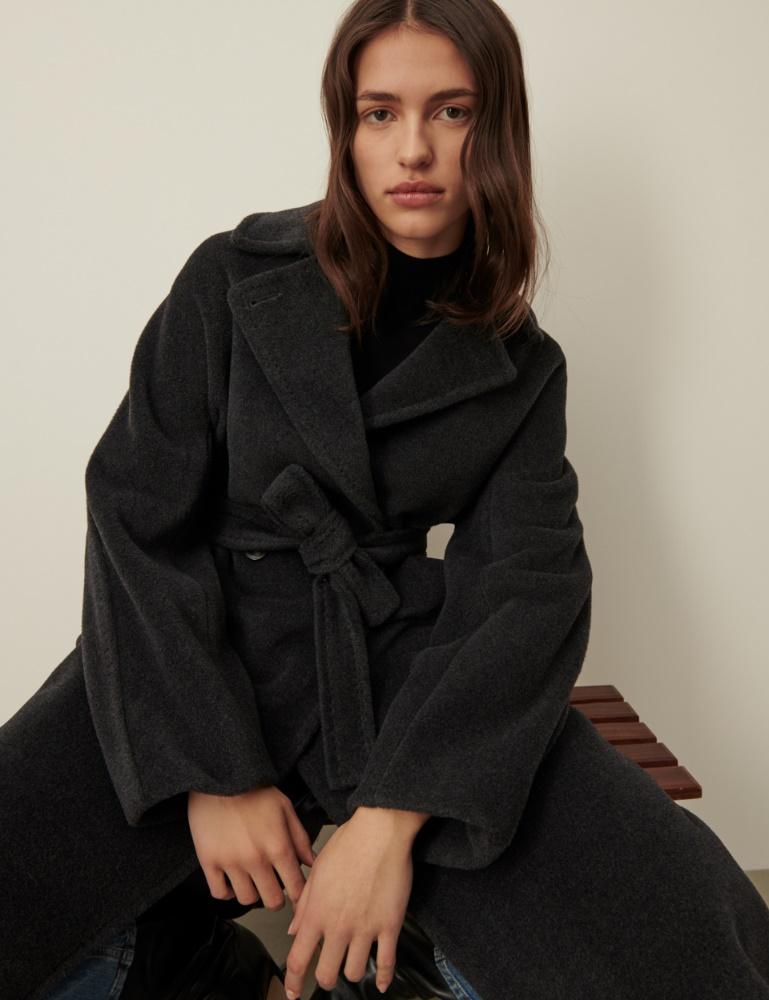 Zweireihiger Mantel Marella