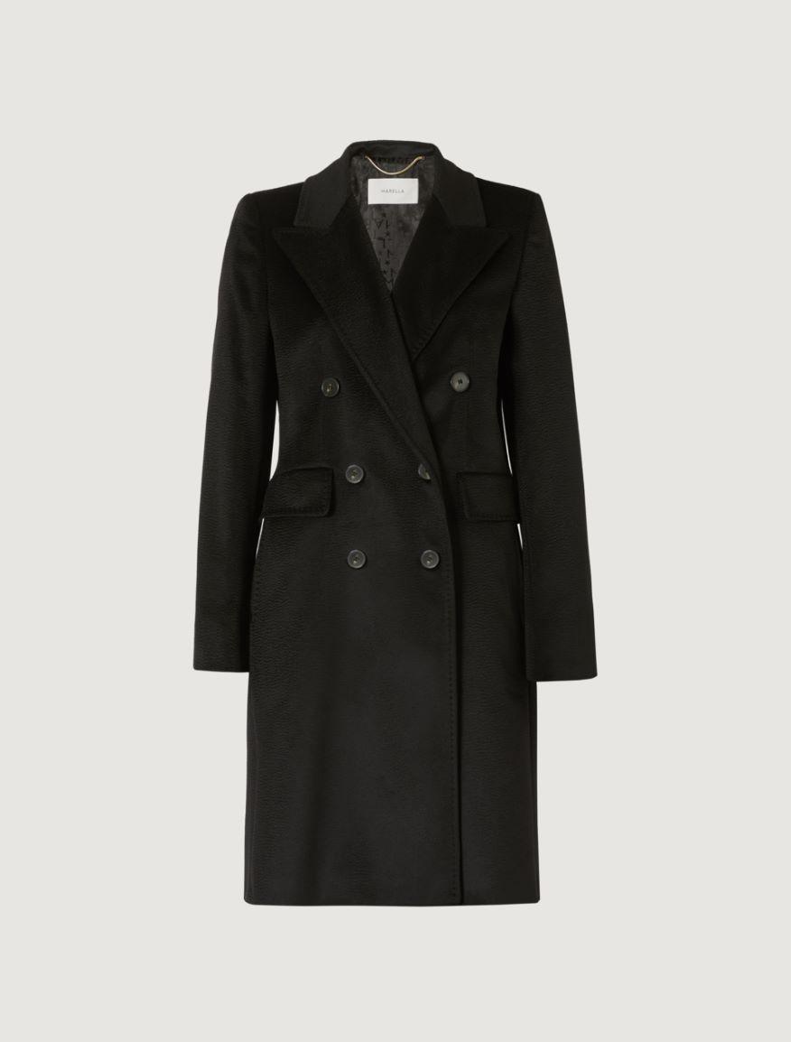 Double-breasted pea coat Marella