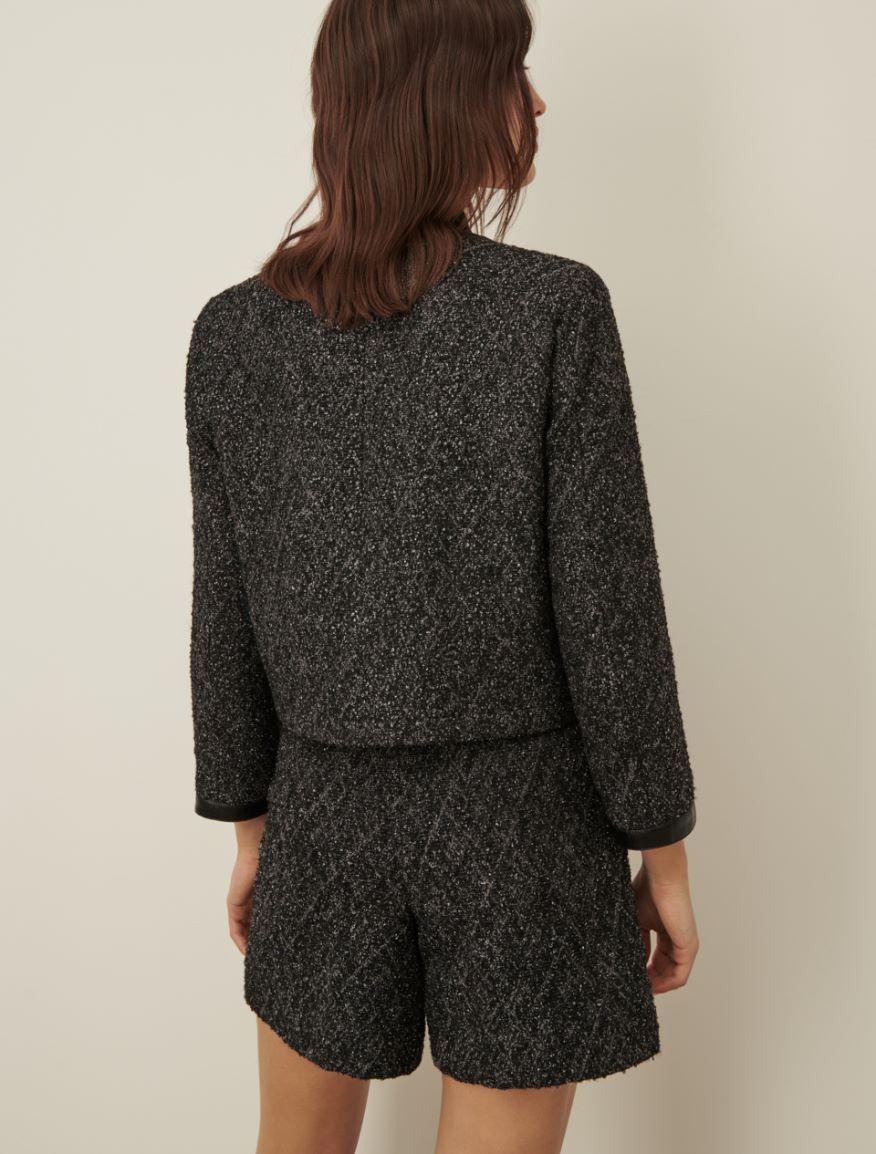 Bouclé jacket Marella