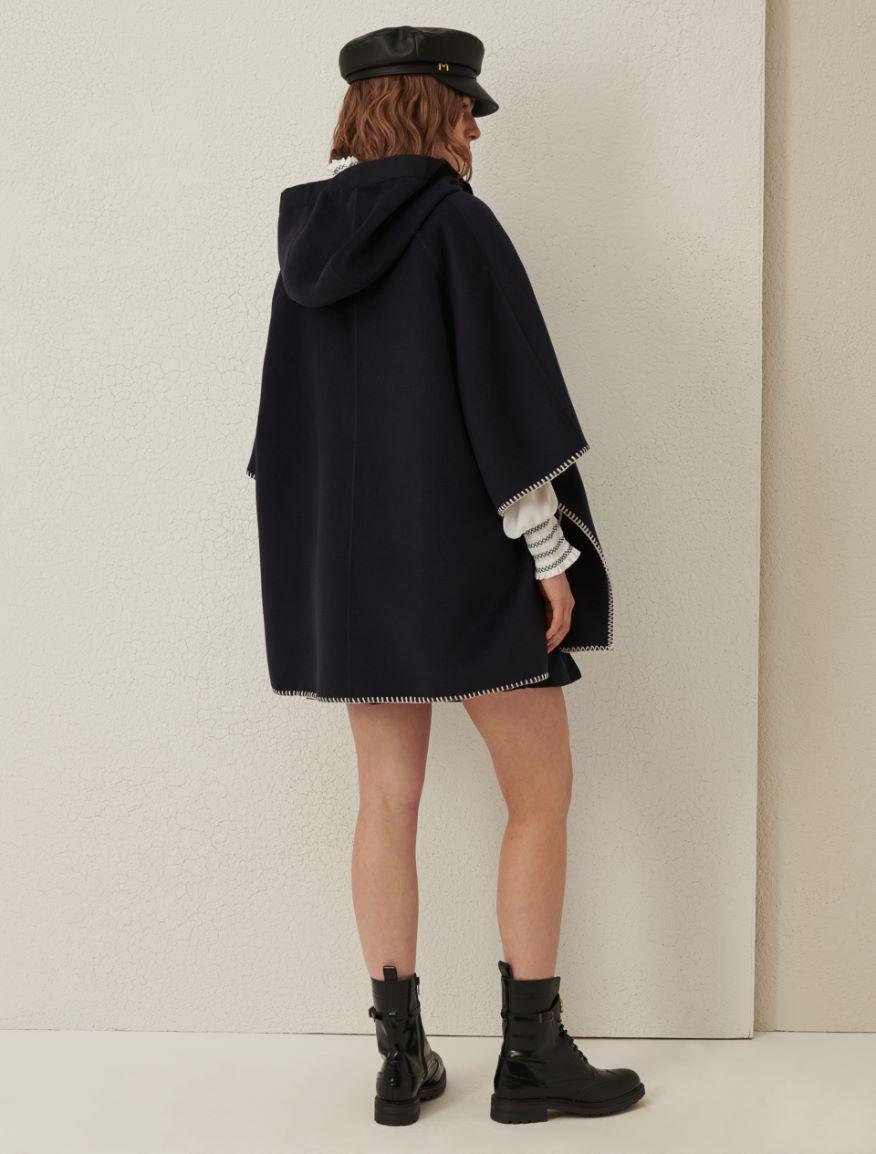 Hooded cape Marella