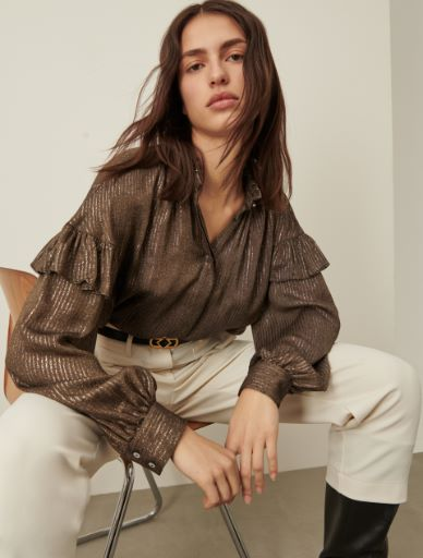 Ruched shirt Marella