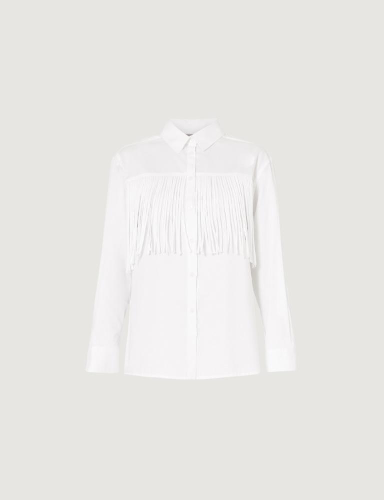 Fringed shirt Marella