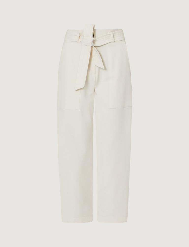 Pantaloni con cintura Marella