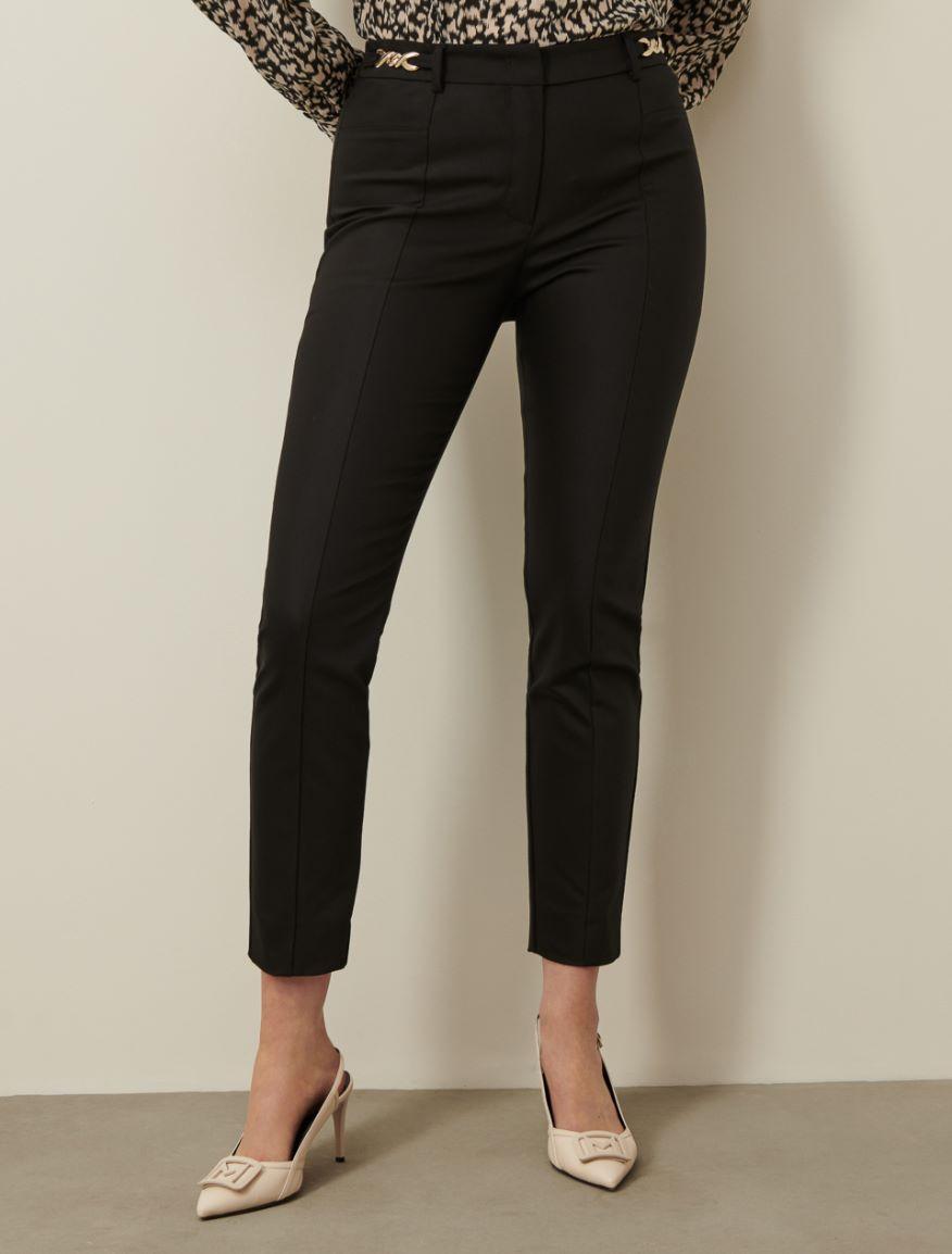 Skinny trousers Marella