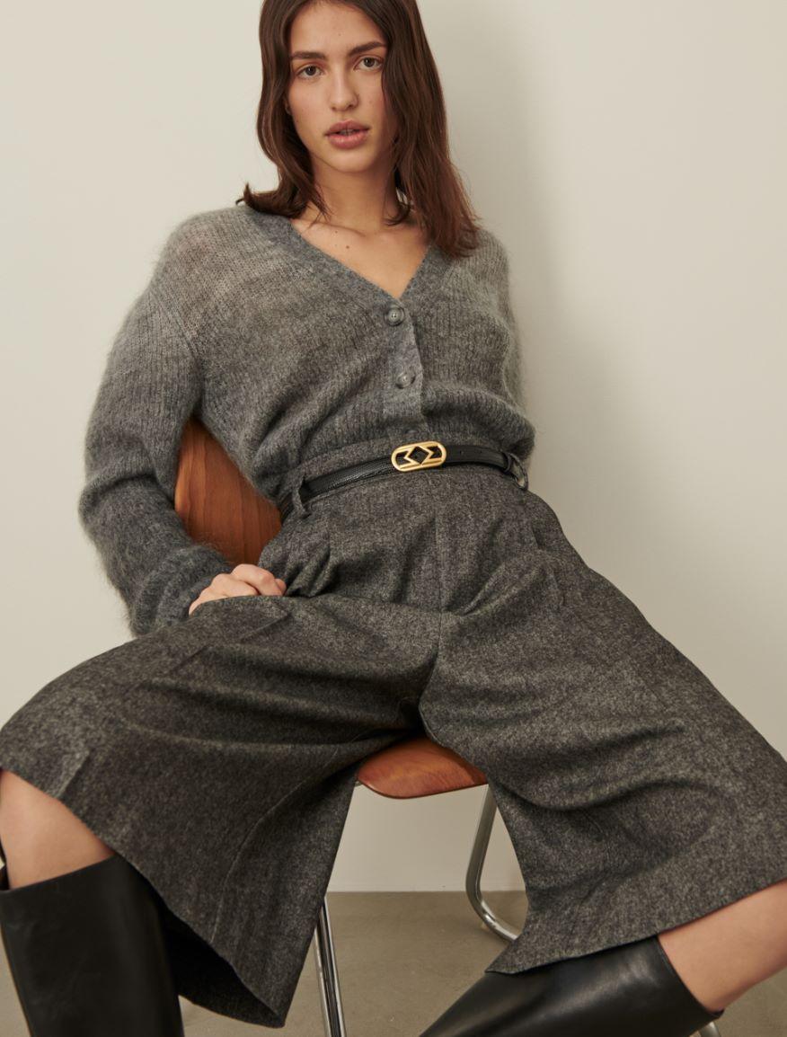 Tweed culottes Marella