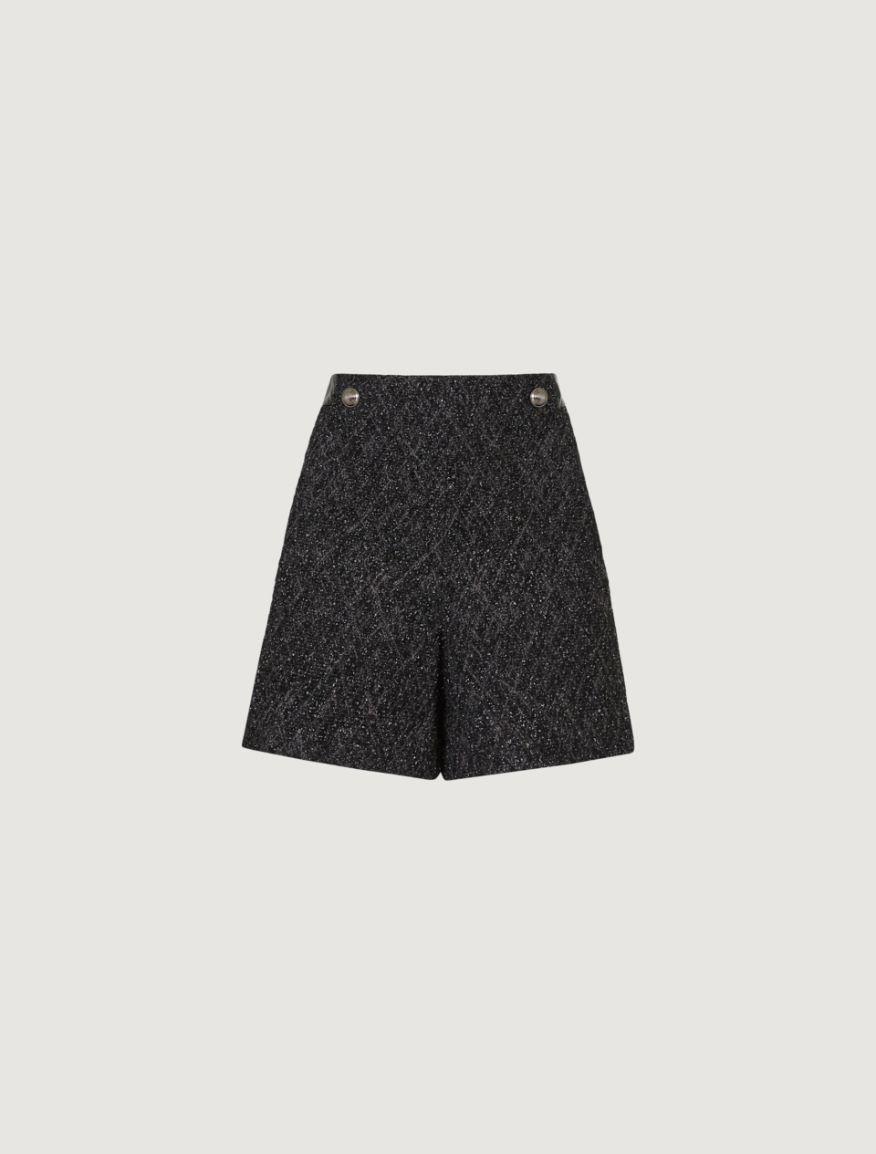 Jacquard shorts Marella