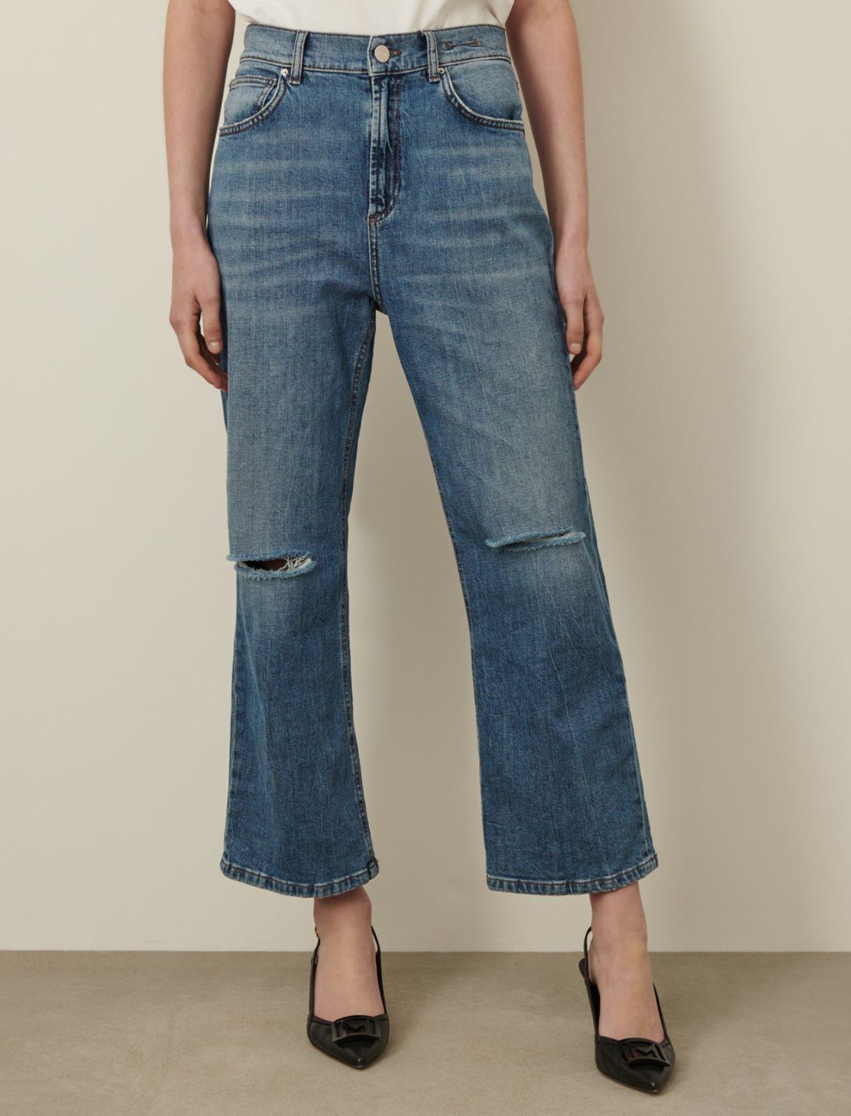 Flare-fit jeans Marella