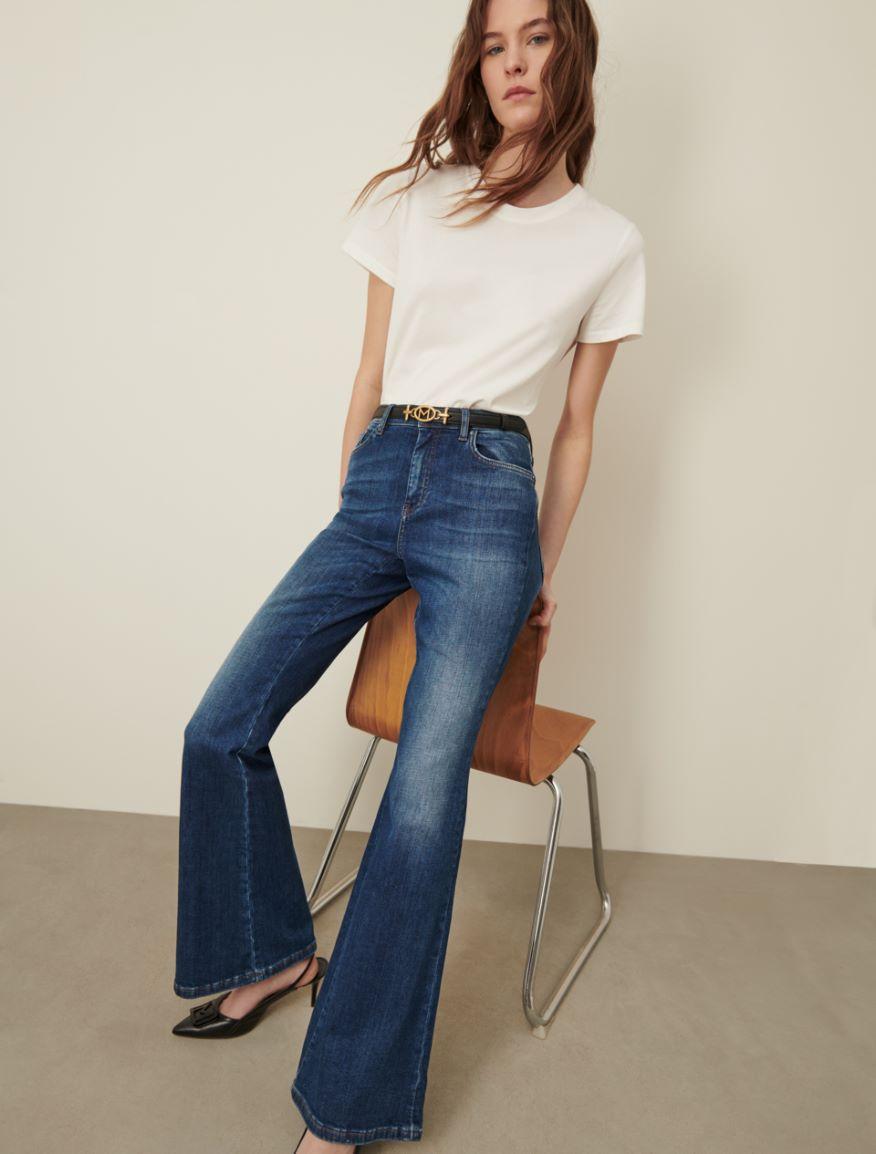 Bootcut jeans Marella