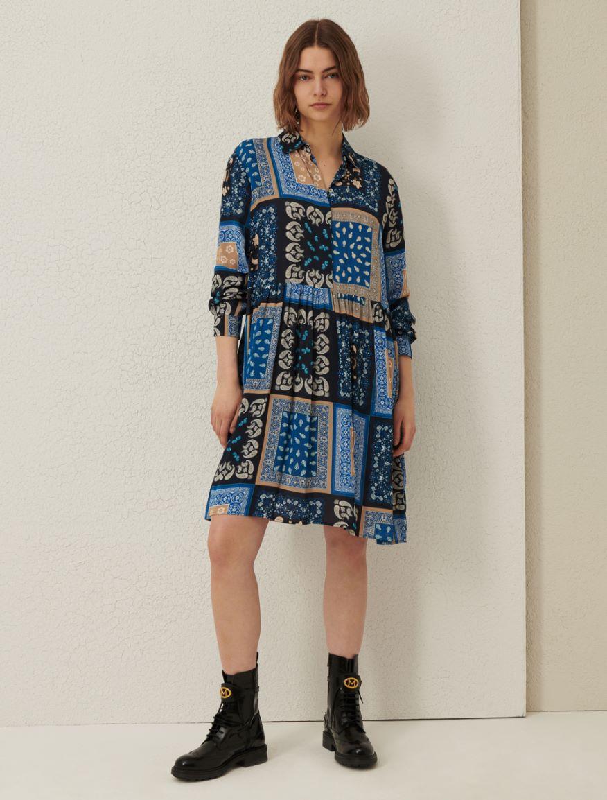 Crepe dress Marella