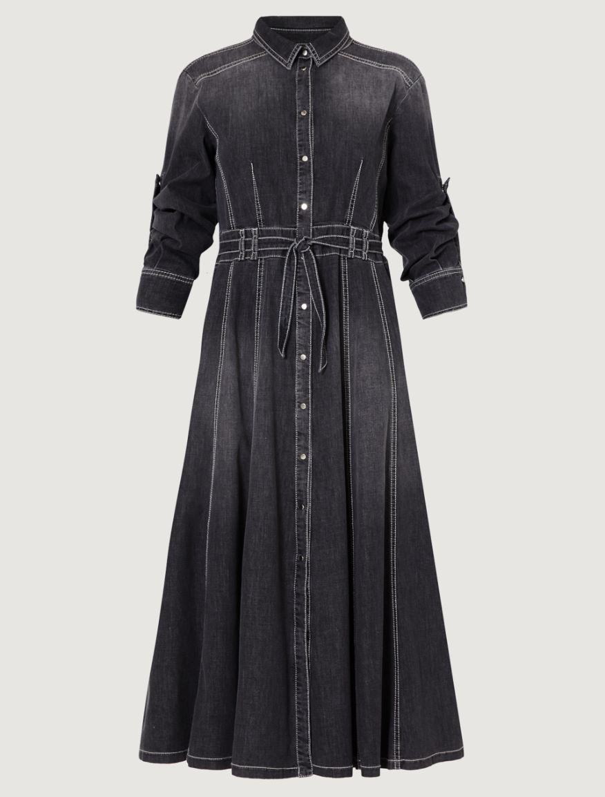 Denim dress Marella