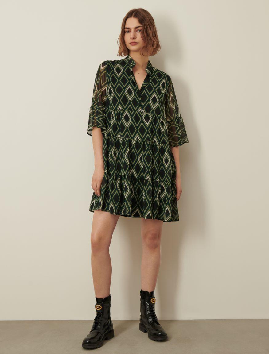 Flounce dress Marella