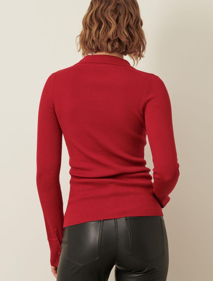 Knitted shirt Marella