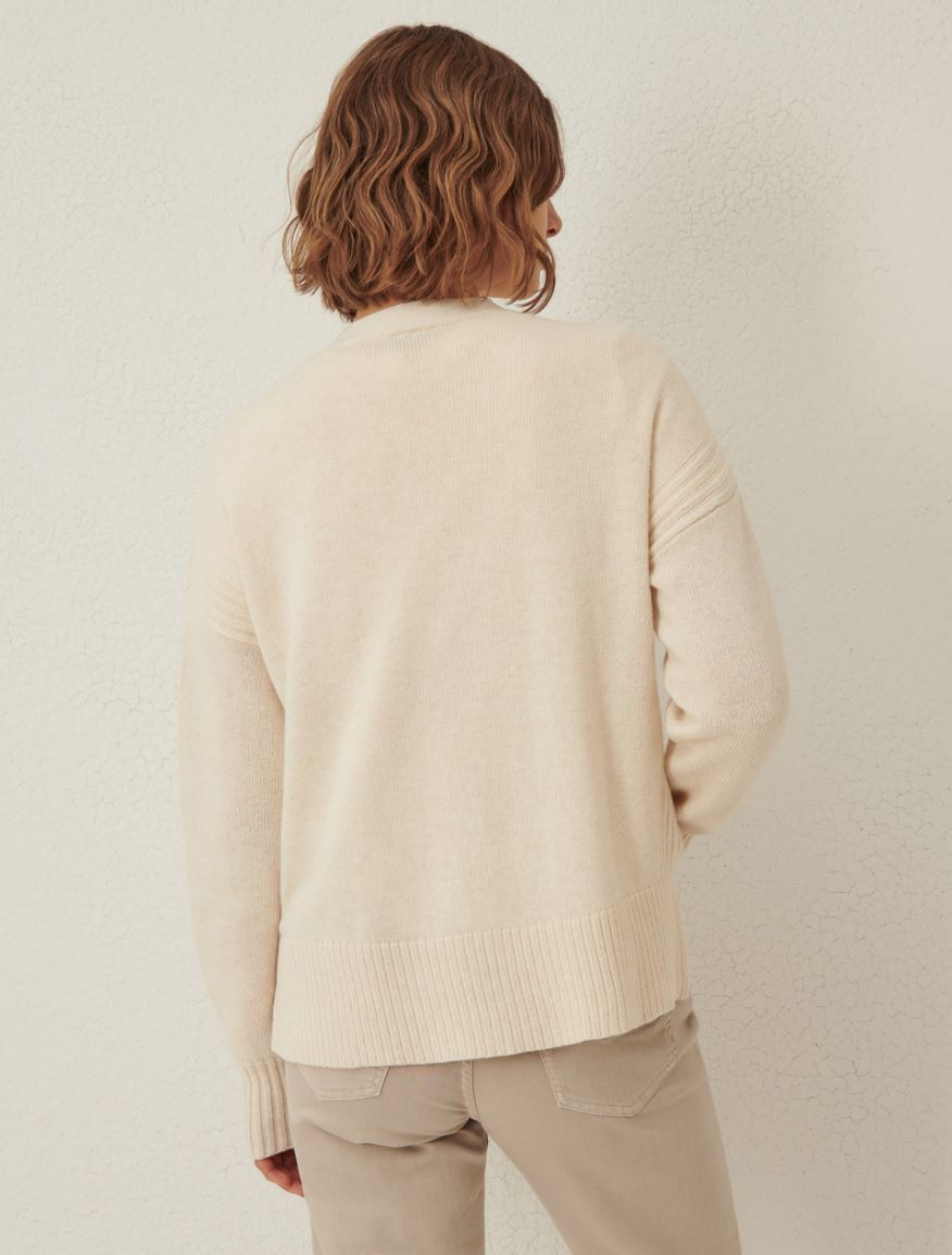 Wool-blend cardigan Marella