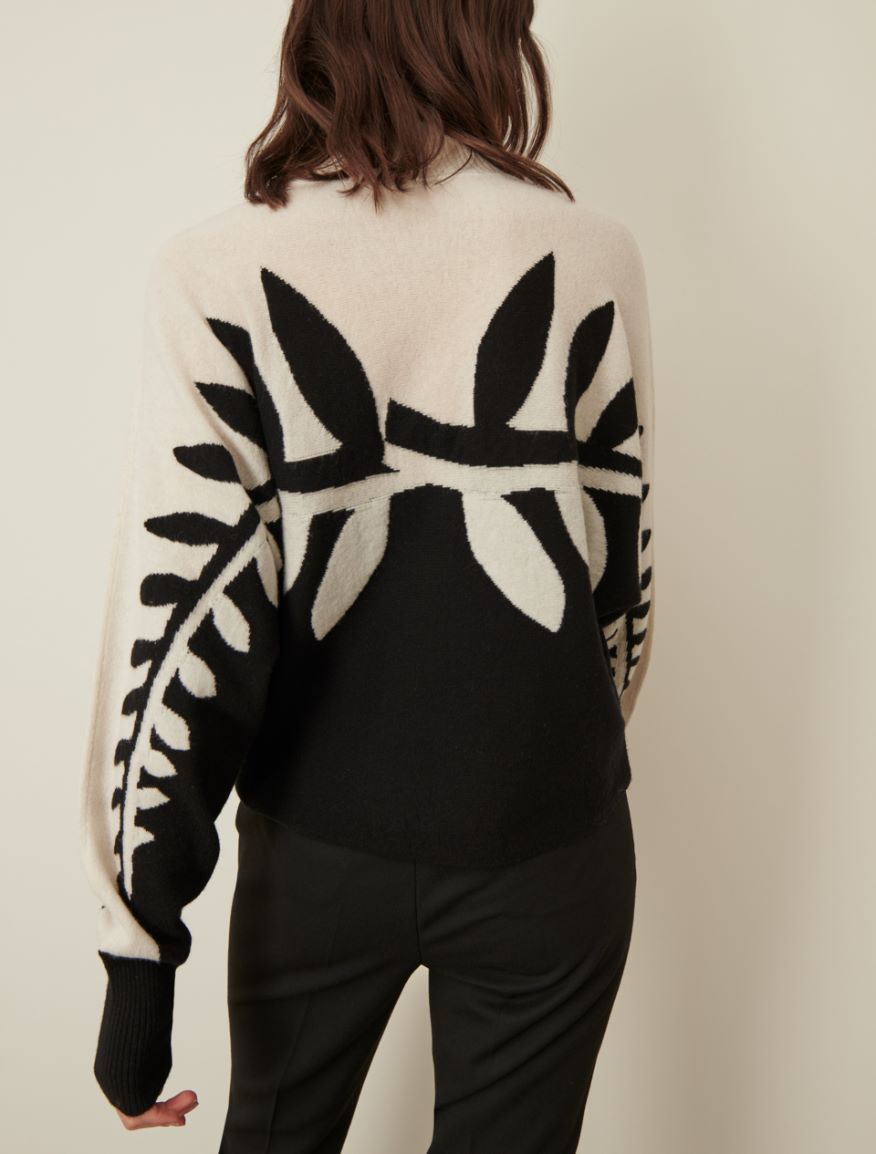Inlay sweater Marella