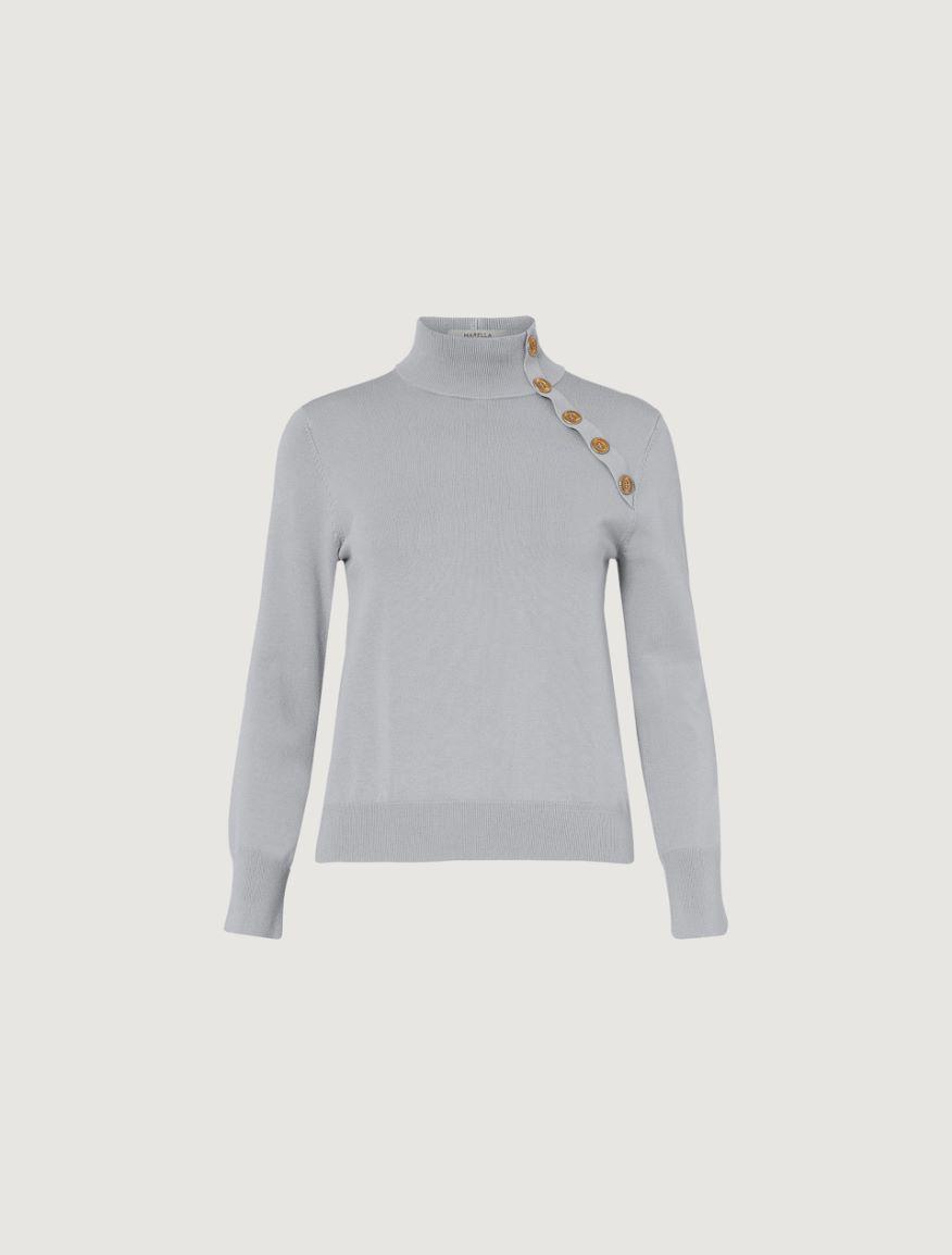 Polo-neck sweater Marella