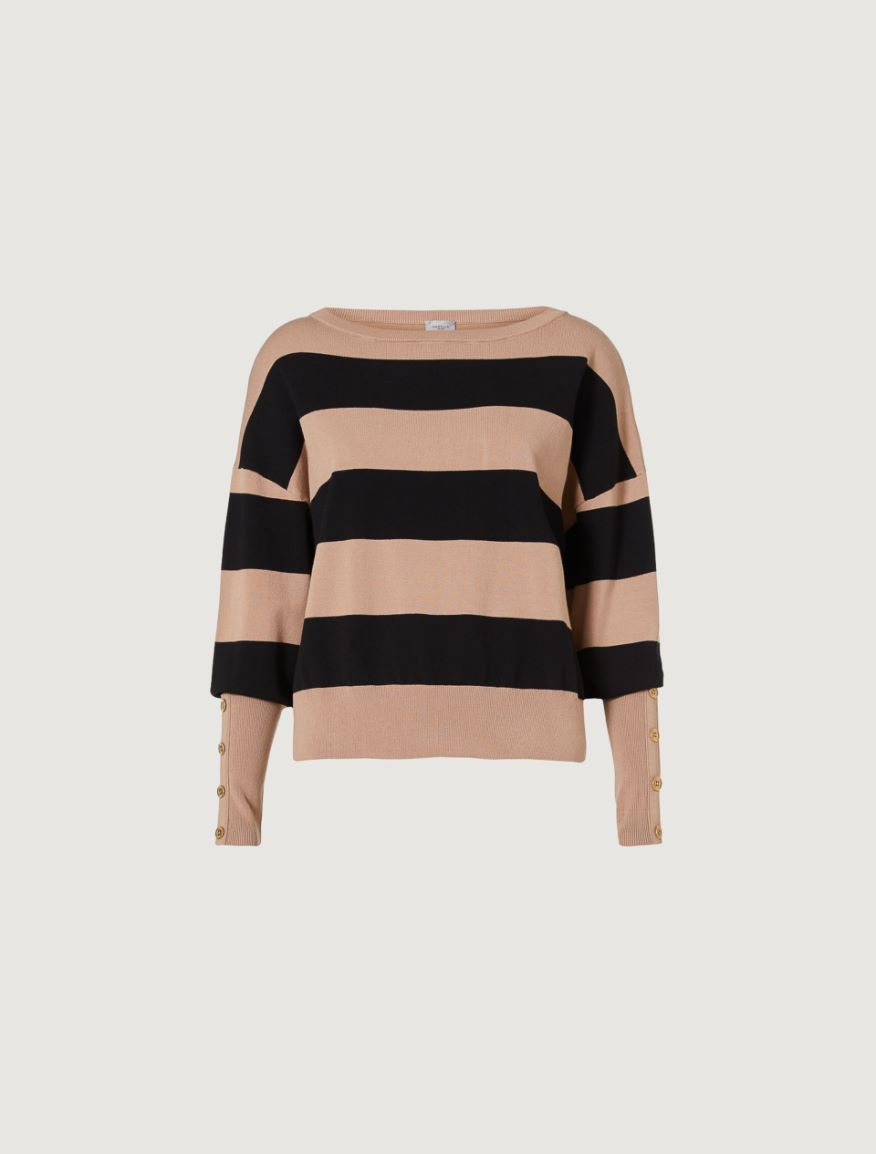 Boxy sweater Marella