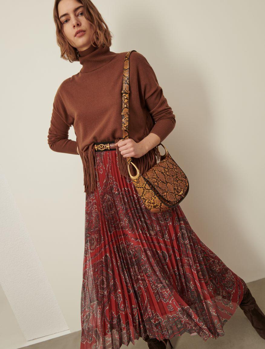 Fringed sweater Marella