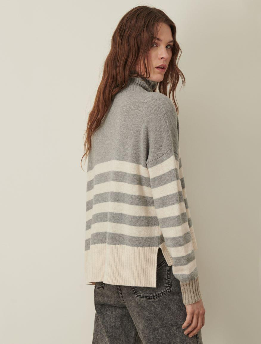 Striped sweater Marella
