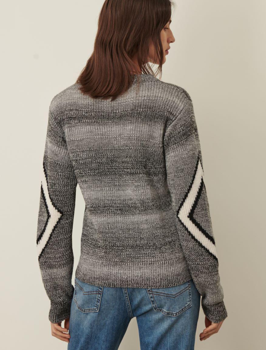 Patterned sweater Marella