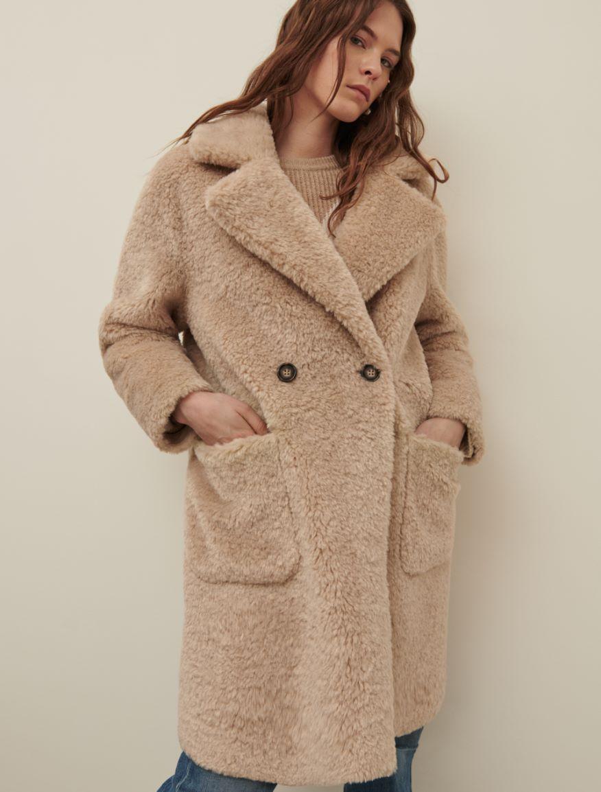 Teddy coat Marella