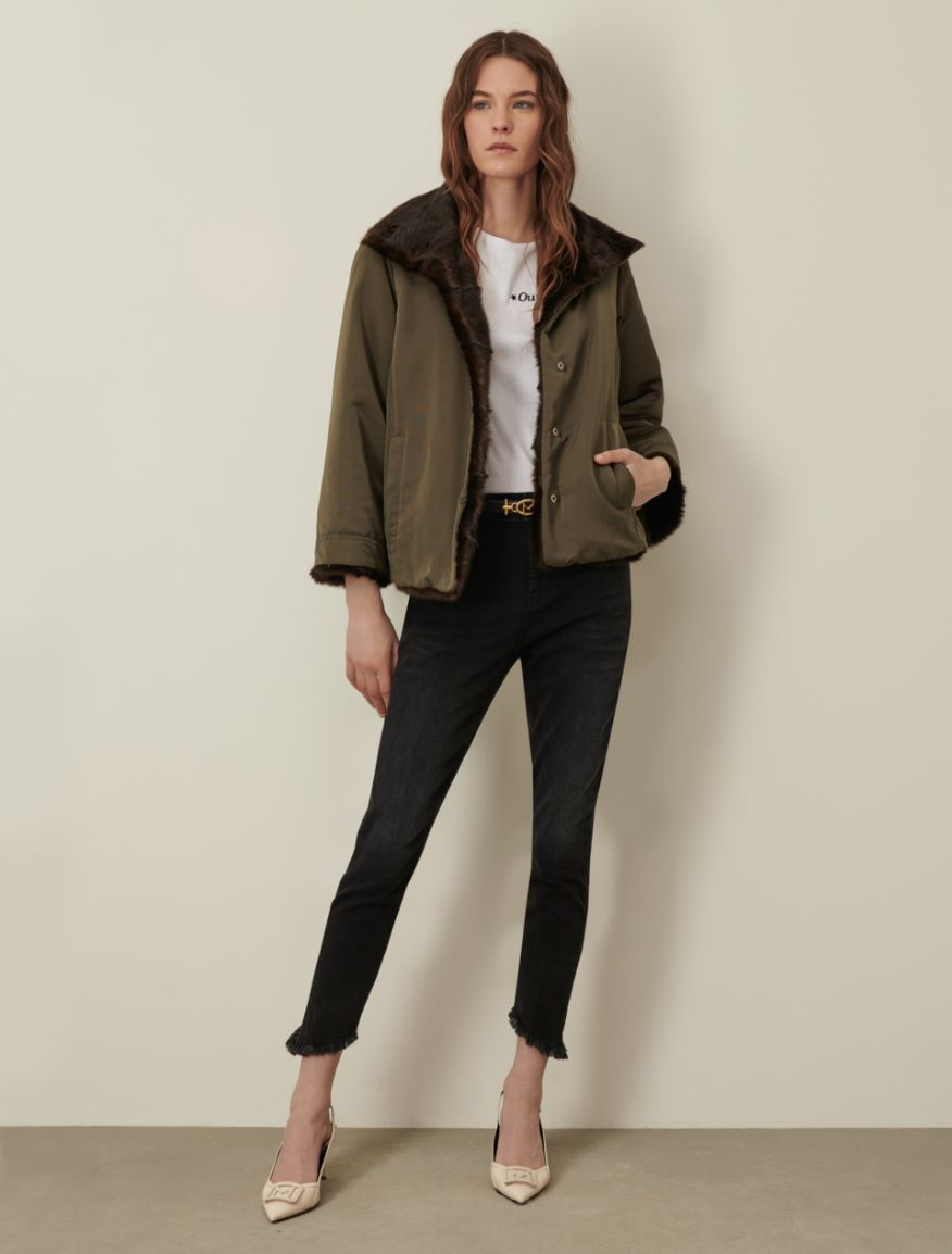Reversible padded jacket Marella