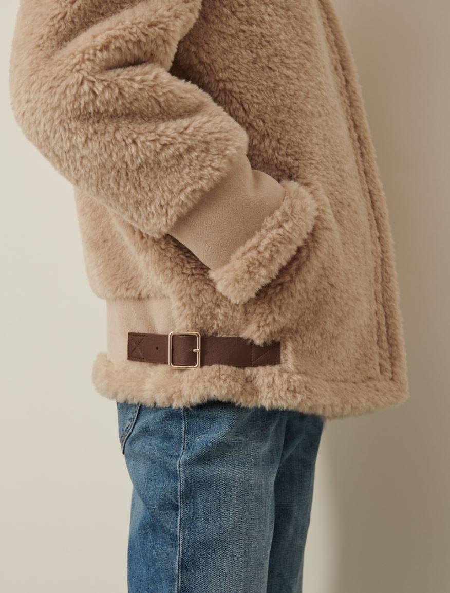 Teddy jacket Marella