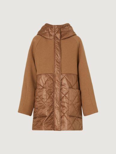 MONOCHROME padded jacket Marella