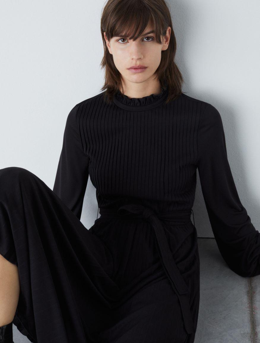 Pleated dress Marella