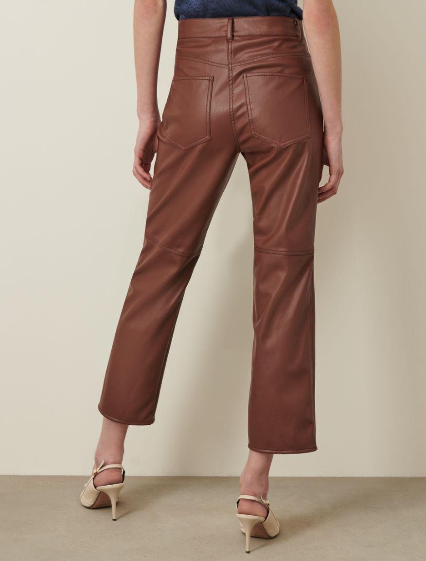 Straight trousers Marella