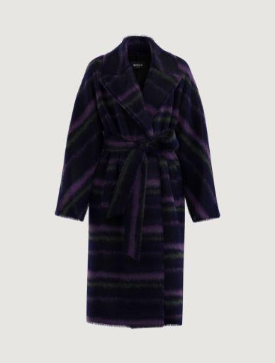 Patterned coat Marella