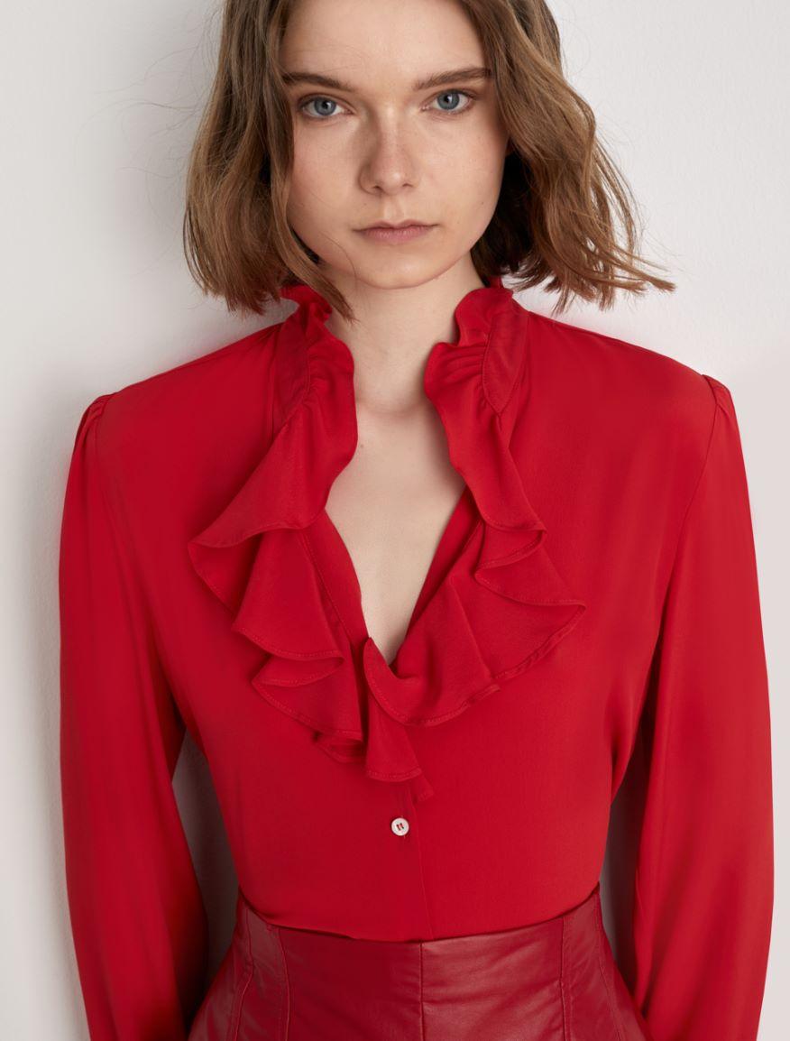 Crepe shirt Marella
