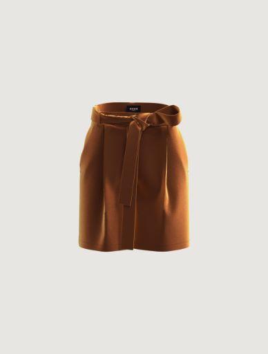Velvet shorts Marella