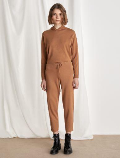 Pantaloni con coulisse Marella